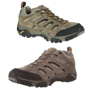 Merrell Moab 2 Ventilator Walnut Hiking Shoe Sz 7M